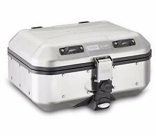 GIVI DLM30 TREKKER DOLOMITI TOP BOX 30 L CASE DLM30A Monokey Topbox Aluminium