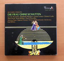 GOS 554-37 Richard Strauss Die Frau Ohne Schatten Karl Bohm 3xLP Decca Box Set