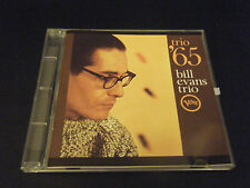 Trio '65 by Bill Evans Trio (CD, Verve Records, 1993)