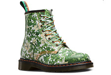 Dr Martens 1460 Shamrock St Patrick leather lace up boots UK 12/ US 13 men's new