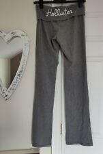 Señoras Hollister ancho de patas pantalones deportivos, tamaño medio, Excelente Estado.
