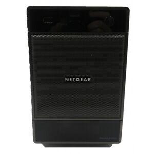 Netgear RND-4A NAS Box (No Caddies)(No HDDs)(POST Only)