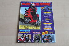 164064) Vespa ET4 vs PX 125 E - Roller Spezial 01/1997