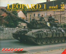 Concord Publications Leopard 1 and 2 By Thomas Laber #1007 Reference Book