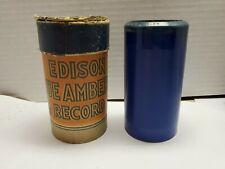 Edison Blue Amberol Cylinder Record #3177 Marche Lorraine  (BIN #93)