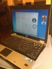 "LAPTOP HP 6930p 14,1"" LCD 3 GB RAM 160 GB  HDD INTELCORE2DUO @2,4 GHZ windows 7"