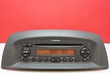 FIAT PUNTO CD RADIO PLAYER BLAUPUNKT CODE CANCHECK DISABLED 2000 2001 2002 2003