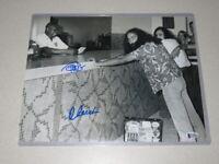 Cheech Marin Tommy Chong Signed 11x14 Photo Up in Smoke Weed Beckett BAS COA 4