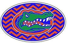 "Florida Gators, Premium 6"" Chevron Logo Decal"