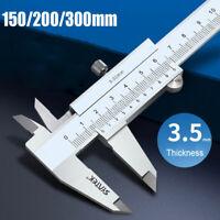 0-300mm Messschieber Schieblehre Meßschieber Messlehre für Werkstattmessschieber