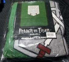 "ATTACK ON TITAN Cadet Corps Symbol 45"" x 60"" Fleece Blanket"