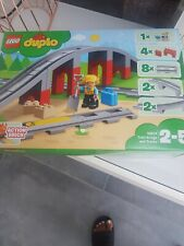 Lego Duplo Train Bridge & Tracks 10872
