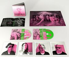"Garbage ""no gods no masters"" limited Deluxe Edition 2CD NEU Album 2021"