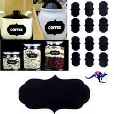 70  Blackboard Chalk Sticker Label V Craft Kitchen Jar Labels kitchen storage