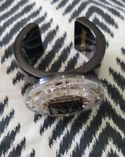 MIMCO Black Cuff Bracelet Bangle