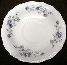 JOHANN HAVILAND Bavaria Germany BLUE GARLAND replacement saucer