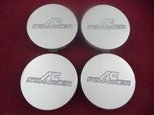 AC Schnitzer Silver Custom Wheel Center Cap # 79089 (4 CAPS)