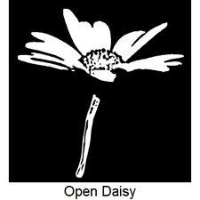 Imagination Crafts Open Daisy Art Stamp journal cardmaking scrapbooking flower