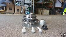 VAUXHALL ASTRA H MK 5 04-08 due RUOTA ANTERIORE CUSCINETTO MOZZO KIT 5 Stud con ABS