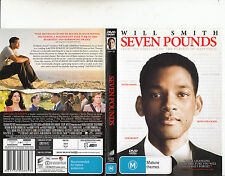 Seven Pounds-2009-Will Smith-Movie-DVD