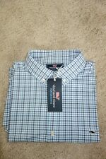 Vineyard Vines Slim Fit Tucker Performance Shirt L NEW retail $115