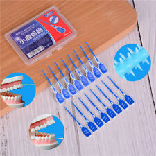 16pcs/lot Interdental Brush Dental Floss Teeth Oral Clean Silica gel ToothpickEP