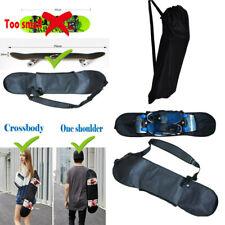 Nylon Skateboard Longboard Bag Sport Travel Carry Backpack Strap Case Protector