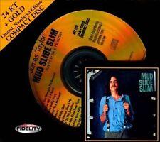 SEALED AUDIO FIDELITY GOLD CD JAMES TAYLOR AND THE BLUE HORIZON - MUD SLIDE SLIM