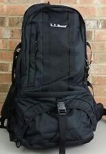 LL Bean Internal Frame Backpack Black LLB#0KT80