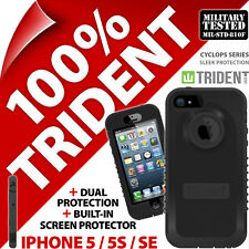 Trident Cyclops Protective Case Rugged Armour Cover for Apple iPhone 5 / 5S / SE