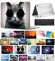 """Hard Shell Case Keyboard Cover For Macbook Pro 13.3""""/15"""" Air 11""""/13"""" Retina VY"""