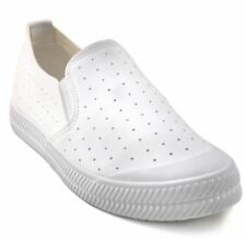 Rave Akatie 2365 Leather Shoes for Women (White)- SIZE 39