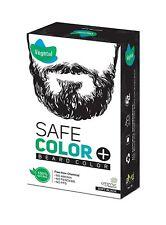 Safe Beard Colour(Soft Black)25g 100%Natural-Organic elegance by Vegetal BesT !!