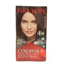 Revlon Colorsilk Deep Rich Brown 27 Permanent Hair Color