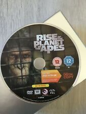 Rise Of The Planet Of The Apes DVD Disc ONLY no case