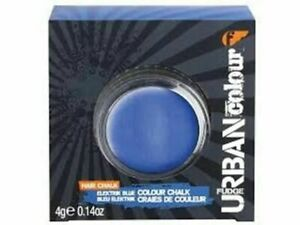 FUDGE URBAN COLOUR HAIR CHALK - ELECTRIC BLUE