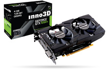 Video graphics Card Inno3D NVIDIA GeForce GTX 1050Ti Gaming OC 4GB GDDR5