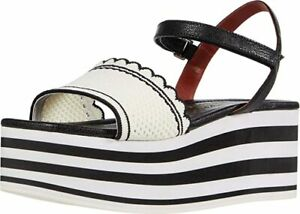 kate spade new york Highrise Spade Wedge Sandals Size 10 MSRP: $158.00