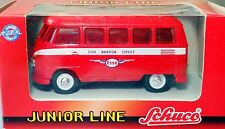 VERY RARE SCHUCO VW T1 SPLIT SCREEN VAN ESSO GERMANY PROMO 1:43 NEW BOXED