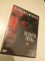 dvd  DESAFIO TOTAL CON  SCHWARZENEGGER ( precintado nuevo )