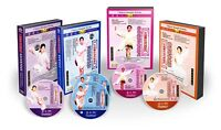 Taijiquan ( Tai Chi ) for Preventing Diseases Series Complete Set - Qi Hao5DVDs
