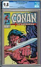 Conan the Barbarian #193 CGC 9.8 White John Buscema ONLY 4 GRADED 9.8