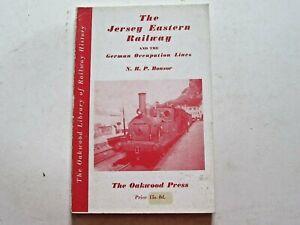 THE JERSEY EASTERN  RAILWAY - Oakwood Press