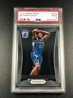 ANTHONY DAVIS 2012 PANINI PRIZM #236 ROOKIE RC PSA 9 HORNETS LAKERS NBA (A)