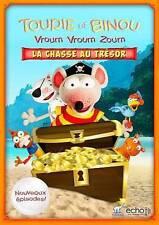 Toopy And Binoo - Vroom Vroom Zoom - Tre  DVD NEW