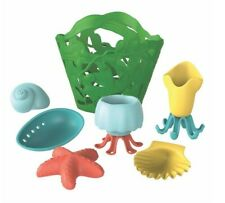 NEW Green Toys - Tide Pool or Bath Set with own carry basket RRP$50