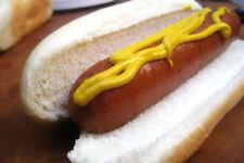 Collagen Hot Dog casings 23mm x 2 strands/ 2 per sealed package/ 23-24 lb meat