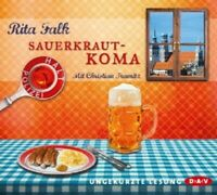 CHRISTIAN TRAMITZ - RITA FALK-SAUERKRAUTKOMA  (6 CD)  HÖRBUCH  NEW
