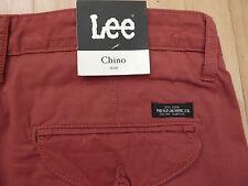 """LEE CHINO W34""""L32"""" SLIM FIT JEAN'S (ORIGINAL) 210"""