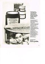 PUBLICITE  1978   CHARLES OF THE RITZ  cosmétiques